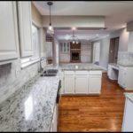 Bianco Toscano Granite Kitchen Countertops