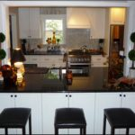Black Pearl Granite Kitchen Countertops