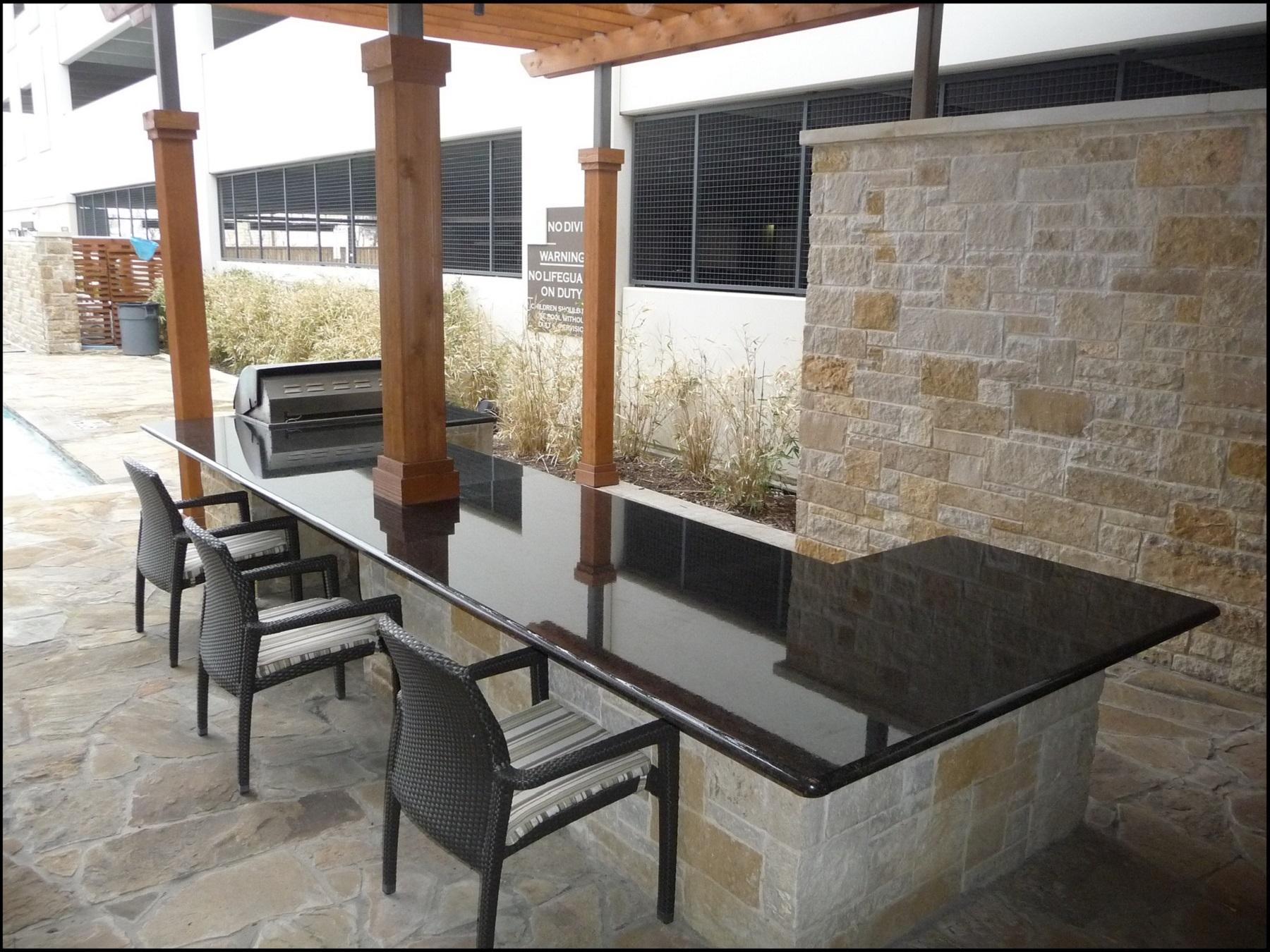 Outdoor Kitchen Countertops Granite Quartz Quartzite Countertops Dallas Fort Worth Texas Tx By Dfw Granite Kitchens Baths Fabrication Installation