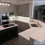Calacatta Verona Quartz Kitchen Countertops