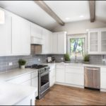 Calcutta Grey Quartz Kitchen Countertops