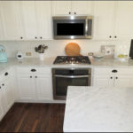 Carrera Gioia Marble Kitchen Countertops