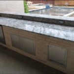 Cold Spring Granite Outdoor Kitchen Countertops