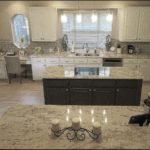 Colonial Dream Granite Kitchen Countertops