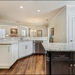 Colonial White Granite Kitchen Countertops