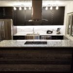 Dallas White Granite Kitchen Countertops