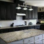 Giallo Ornamental Granite Kitchen Countertops