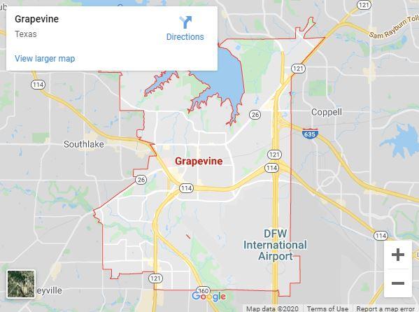 Grapevine Texas Map Grapevine TX Granite Quartz Quartzite Kitchen Countertops