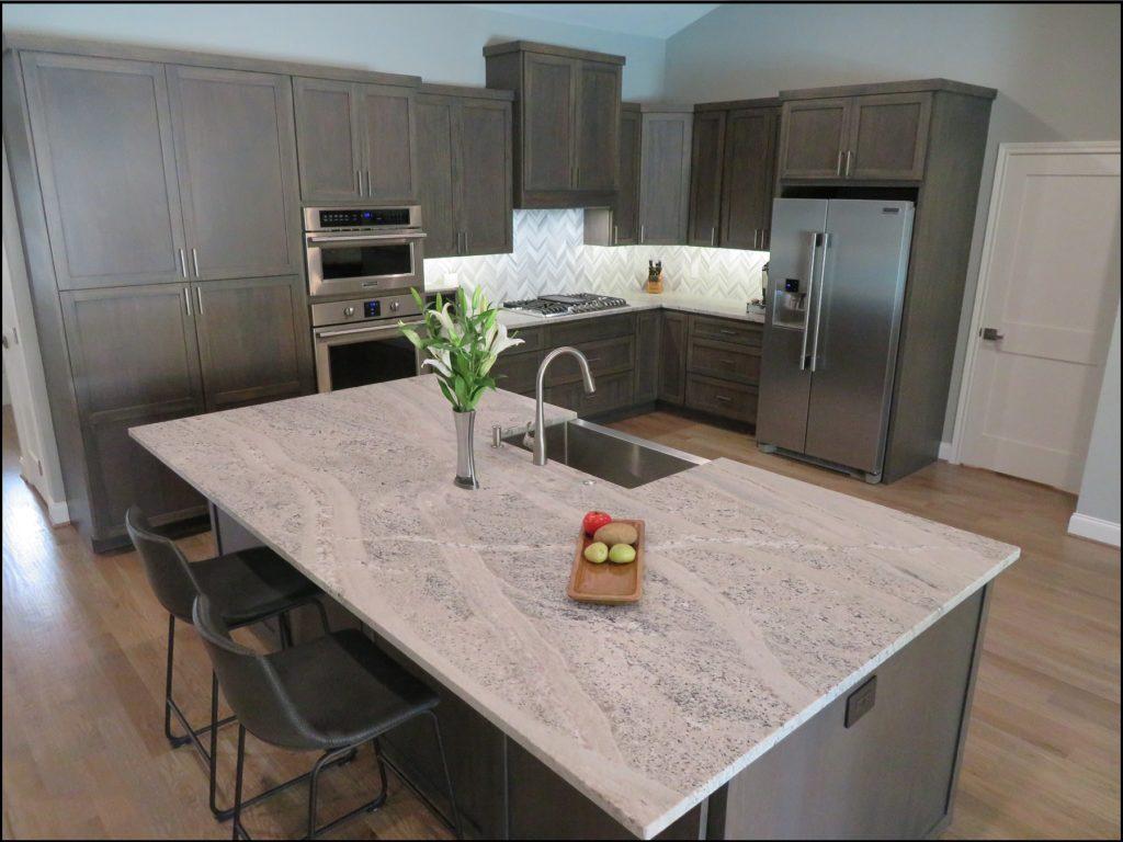 Mont Cristo Granite Kitchen Countertops