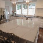 Mont Lucia Quartz Kitchen Countertops