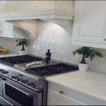 Mystery White Marble Kitchen Countertops