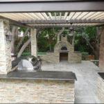 Soapstone Outdoor Kitchen Countertops