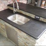 Soapstone Outdoor Kitchen Countertops