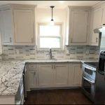 Splendor White Granite Kitchen Countertops