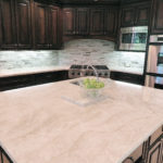 Taj Mahal Quartzite Kitchen Countertops