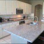 Tuscan White Granite Kitchen Countertops